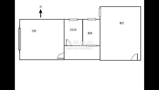 175平方的房子户型图