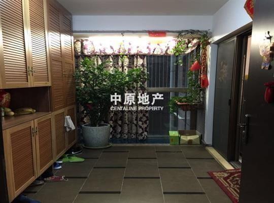 电梯房欧式入户花园装修效果图
