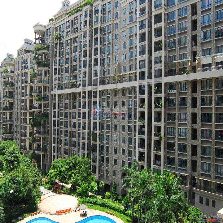 深圳欧式住宅小区图片