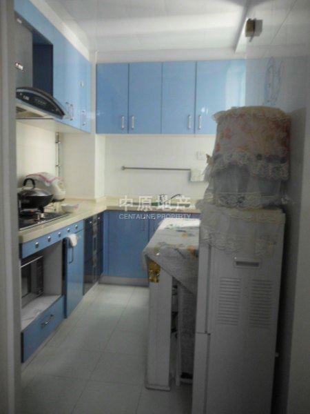 小户厨房设计图