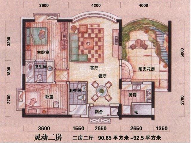 房型图设计图展示