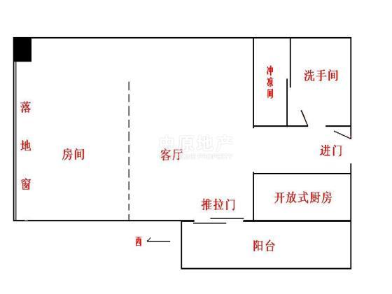 套间房电路线路图