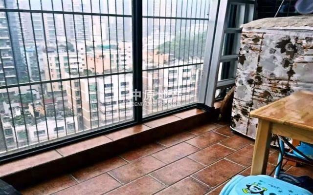 商品房阳台装修