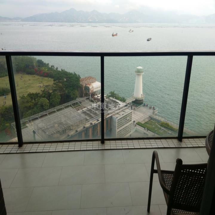 半岛城邦阳台