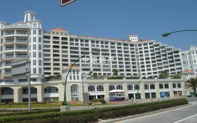 《皇牌代理》大梅沙海世界离海近的公寓型住宅,可度假