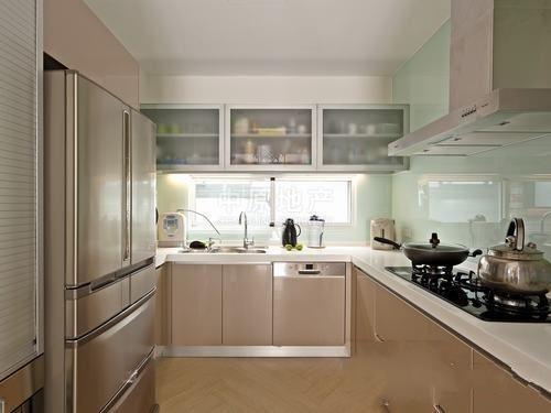 标准厨房设计图分享展示