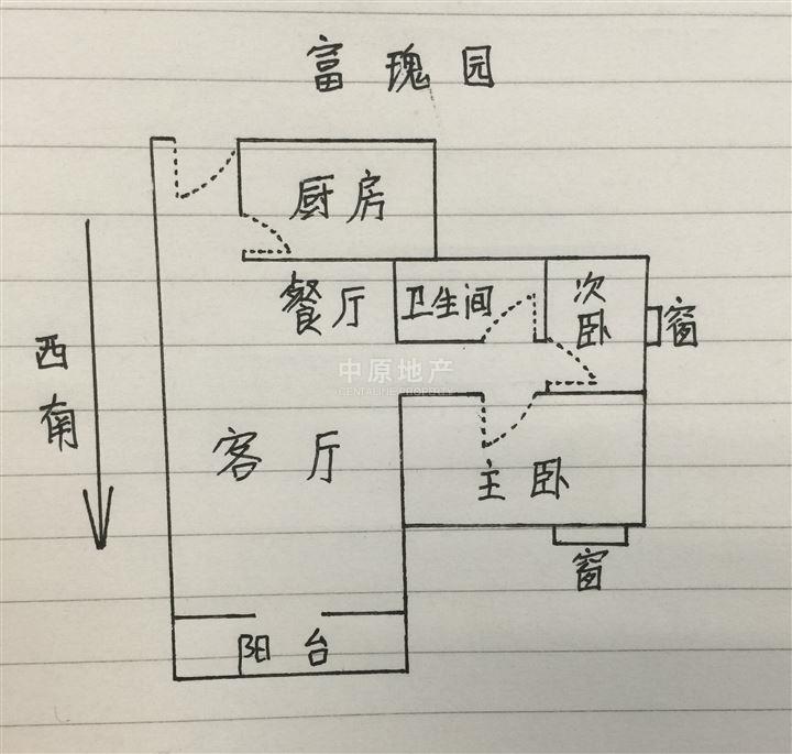 一般住家电路模拟图